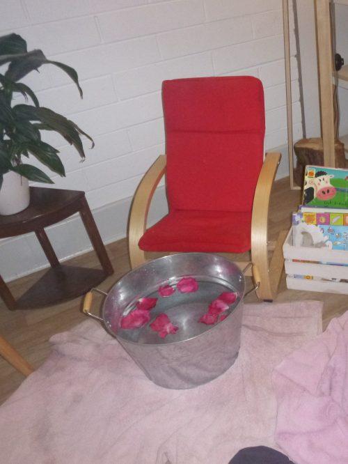 feet massage chair Tuauta