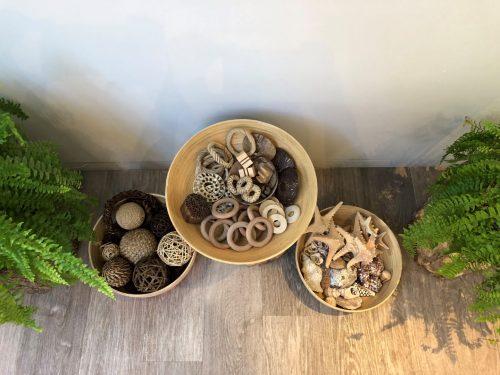 Natural Baskets Pipi room