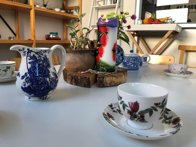tea ritual Pipis